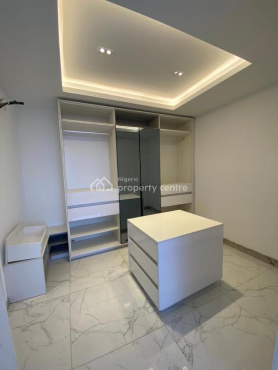 5 Bedrooms Automated Detached Duplex with Pool, Gym, Cinema Room, Lekki Phase 1, Lekki, Lagos, Detached Duplex for Sale