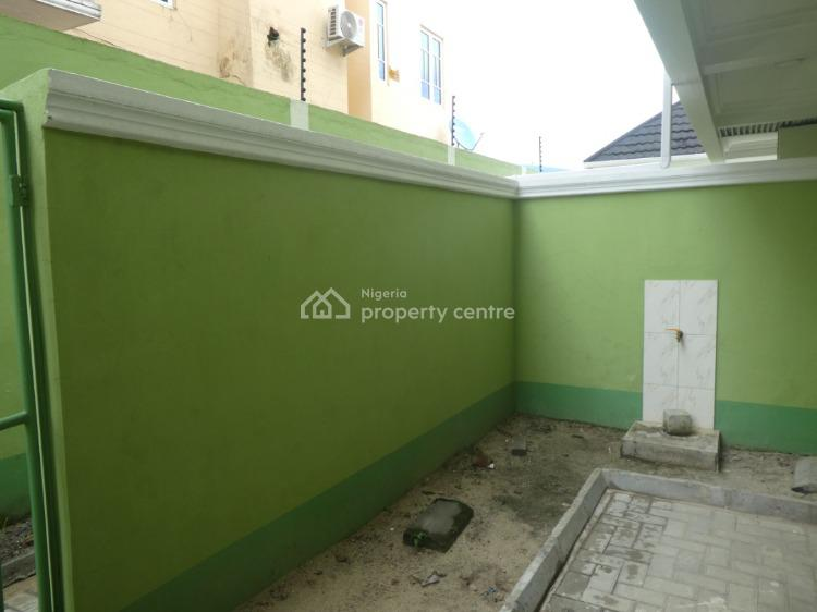 1 Bedroom Self Contained (bq), Lekki Scheme 2, Lekki, Lagos, Self Contained (single Rooms) for Rent
