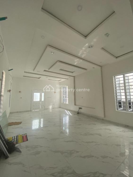 Tastefully Finished 5 Bedroom Detached Duplex with B.q, Chevron, Lekki, Lagos, Detached Duplex for Sale
