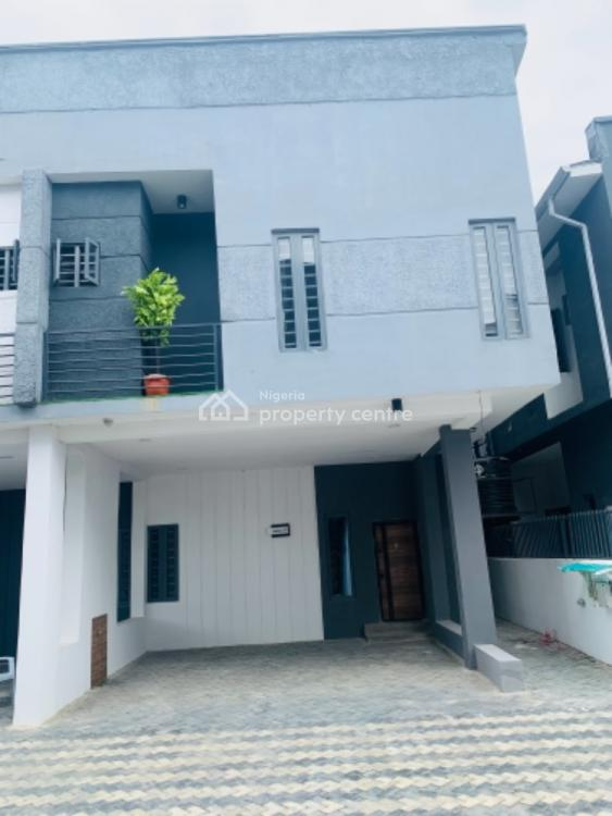 a Stunning 4 Bedroom Semi Detached with Excellent Finishing., Lekki, Lagos, Semi-detached Duplex for Sale