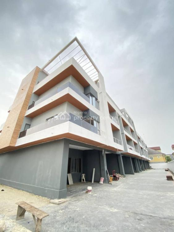 Latest 4 Bedroom Terrace Duplex with Full Function, Lekki Phase 1, Lekki, Lagos, Terraced Duplex for Sale