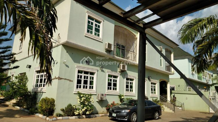 Massive 5 Bedroom Duplex with Swimming Pool and Play Arena, Opposite, Games Village, Kaura, Abuja, Detached Duplex for Sale