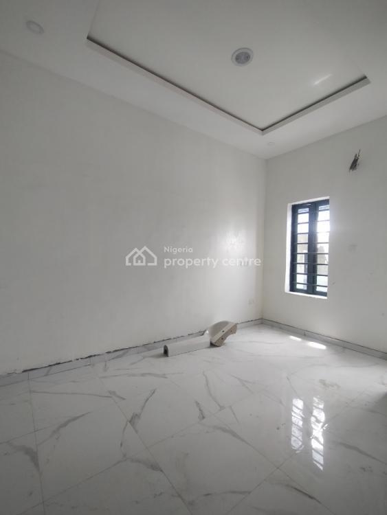 Brand New 4 Bedrooms with a Bq, Orchid Estate, Lekki Expressway, Lekki, Lagos, Detached Duplex for Rent