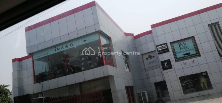 Large 1 Storey Building Plaza on 1,200 Square Meters Land, Idejo Street, Off Adeola Odeku, Victoria Island (vi), Lagos, Plaza / Complex / Mall for Sale