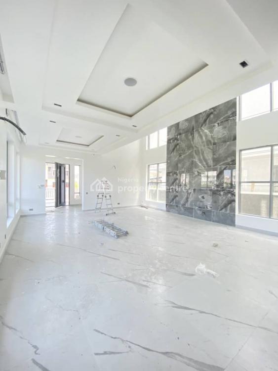 New 5 Bedroom Fully Detached Duplex with Cinema, Pool, Terrace, Power, Osapa London, Osapa, Lekki, Lagos, Detached Duplex for Sale