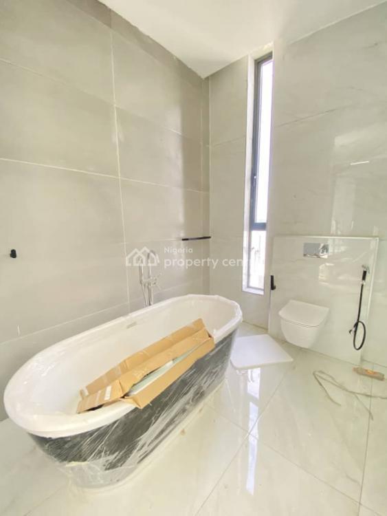 Luxury 5 Bedroom Fully Detached Duplex with Cinema, 2 Bqs, Pool, Osapa London, Osapa, Lekki, Lagos, Detached Duplex for Sale