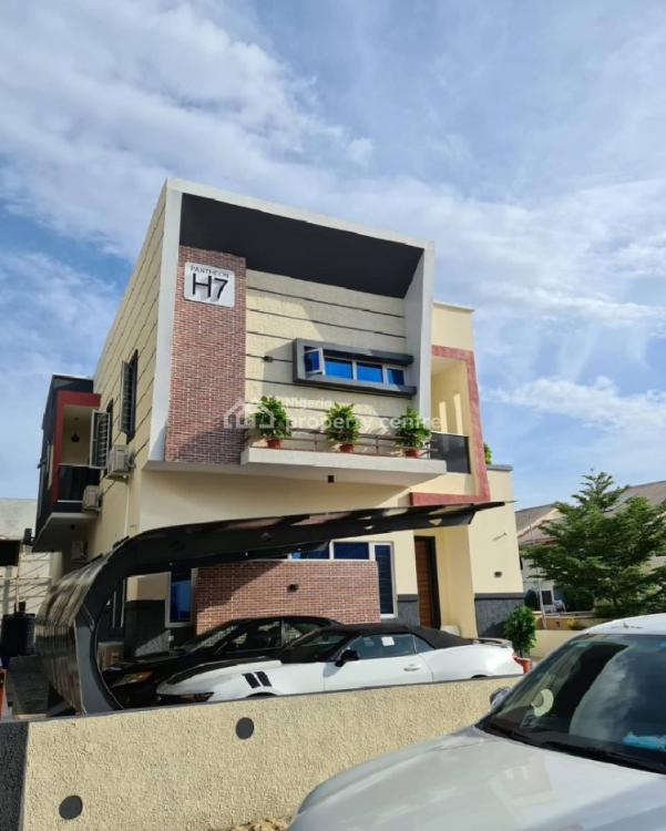 Brand New Fully Automated Detached Duplex, Orchid Road, Chevron, Lekki, Lagos, Detached Duplex for Sale