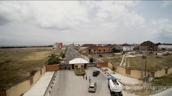 Plot of Land at Pinnock Beach Estate, Pinnock Beach Estate, Osapa, Lekki, Lagos, Residential Land for Sale