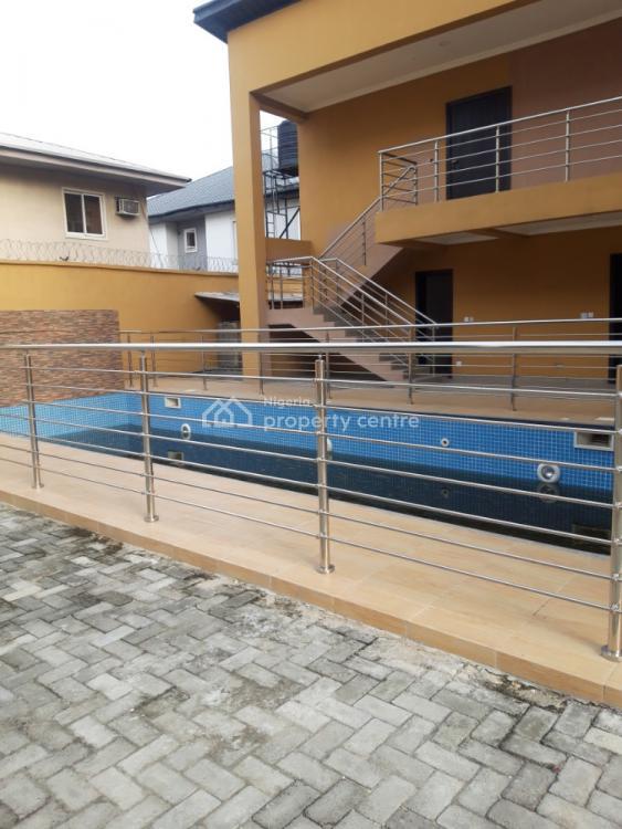 Luxury 3 Bedroom Flat with Bq, Victoria Island (vi), Lagos, Flat / Apartment for Sale
