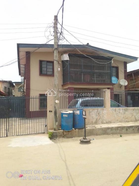 Complete 2 Units of 4 Bedroom Flat, 2 Units of 2 Bedroom Flat Bq, Akoka, Yaba, Lagos, Block of Flats for Sale