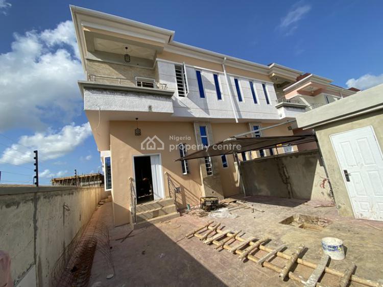 Luxury 4 Bedroom Semi Detached Duplex, Thomas Estate, Ajah, Lagos, Semi-detached Duplex for Sale
