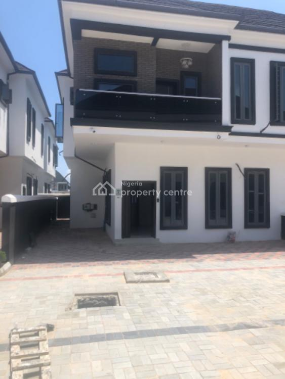 Luxury 4 Bedrooms with Excellent Facilities, Off Orchid Road, Lekki, Lagos, Semi-detached Duplex for Sale