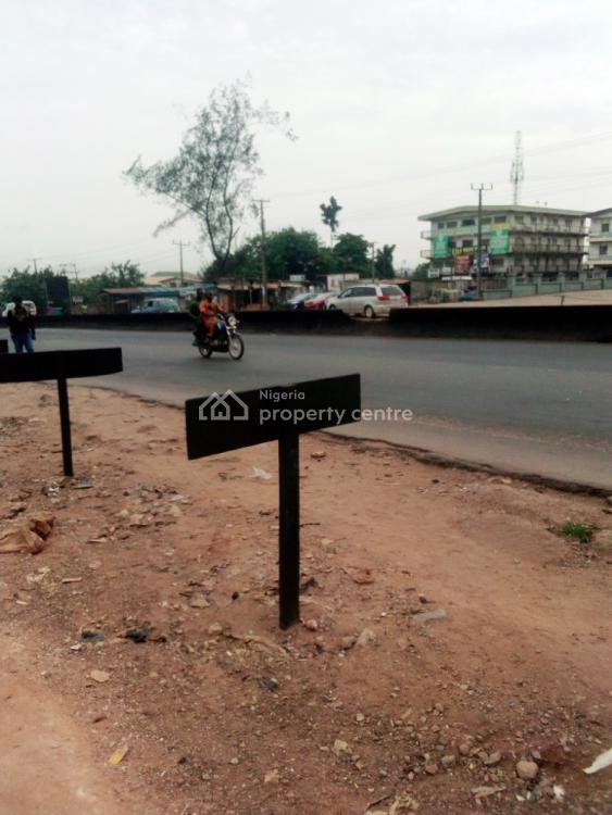 Commercial Plot Facing Main Road, Iwo Road, Ibadan, Oyo, Restaurant / Bar for Sale