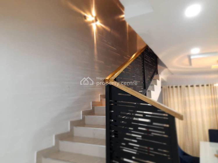 Luxury Fully Furnished 4bedrooms Semi Detached Duplex + 2 Sitting Room, Millenium Estate, Oke Alo, Gbagada, Lagos, Semi-detached Duplex for Sale