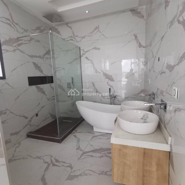 Luxury 5 Bedroom Terrace with Excellent Facilities, Off Babatunde Anjous, Lekki Phase 1, Lekki, Lagos, Terraced Duplex for Rent