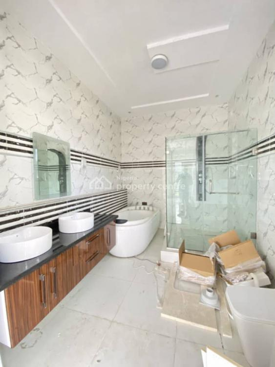 Luxuriously Finished 5 Bedrooms Detached Duplex with a Pool, Pinnock Beach Estate, Lekki, Lagos, Detached Duplex for Sale