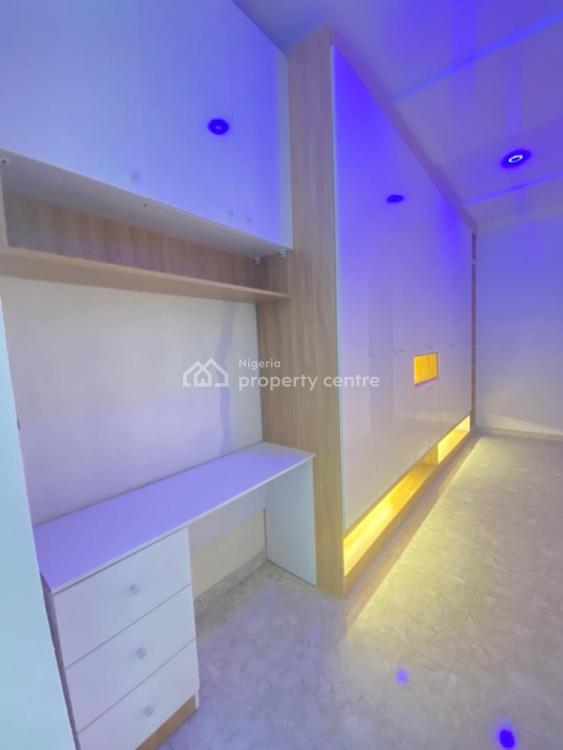 a Bright and Spacious 4 Bedroom Fully Detached Duplex with a Room Bq, 2nd Toll Gate, Lekki, Lagos, Detached Duplex for Sale