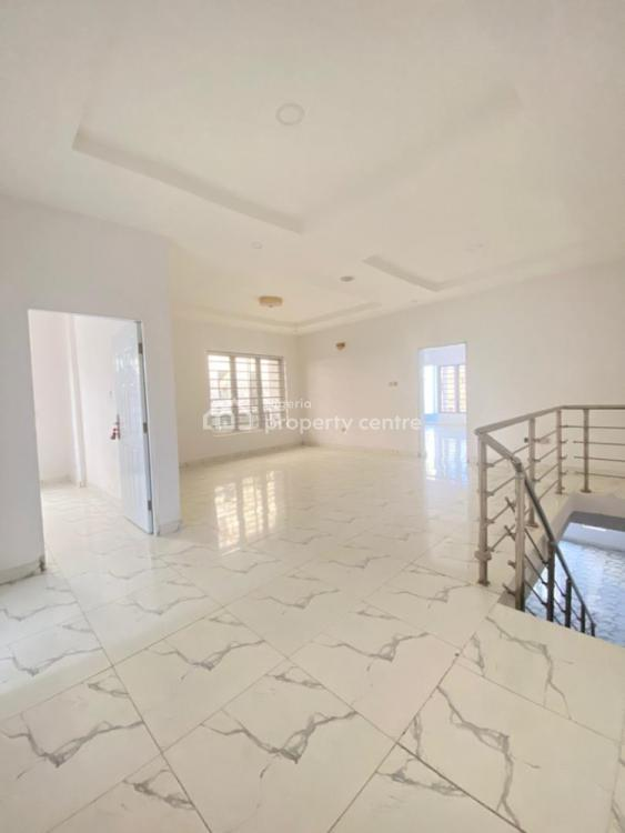 a Bright and Spacious 4 Bedroom Semi-detached Duplex with a Room Bq, 2nd Tollgate, Lekki, Lagos, Semi-detached Duplex for Sale