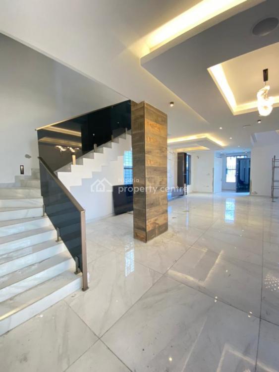 5 Bedrooms Fully Detached Duplex with Bq Available, Lekki Phase 1, Lekki, Lagos, Detached Duplex for Sale