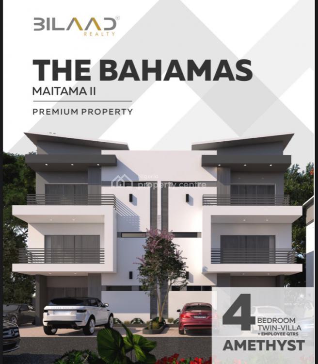5 Bedrooms Villa, Maitama 2, Maitama District, Abuja, Detached Duplex for Sale