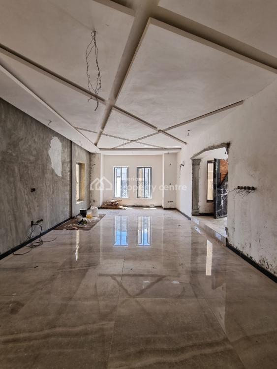 Luxury 4 Bedrooms Detached Duplex in an Estate, Fountain Spring Estate, Sangotedo, Ajah, Lagos, Detached Duplex for Sale