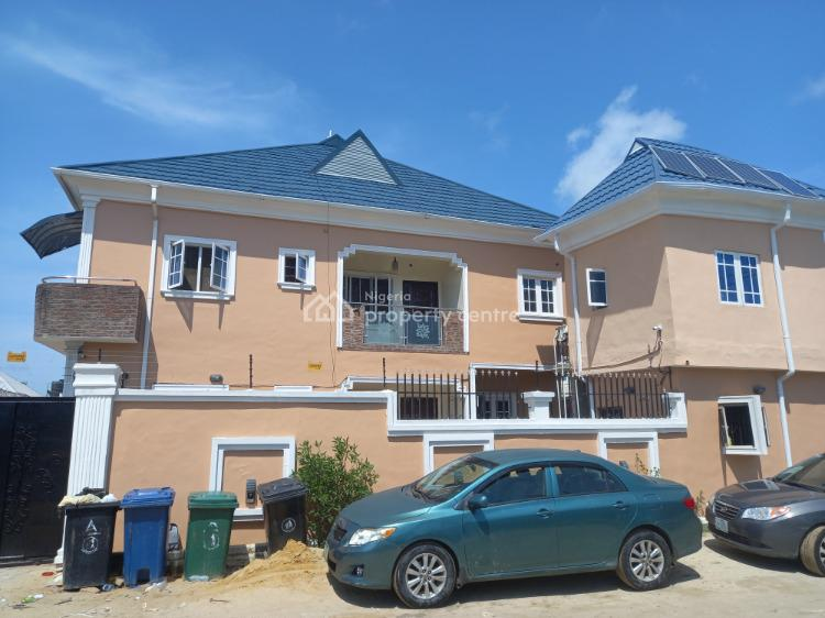 Luxury 2 Bedroom Flat Outright Distress Offer, United Estate,just Before Shoprite Mall., Sangotedo, Ajah, Lagos, Block of Flats for Sale