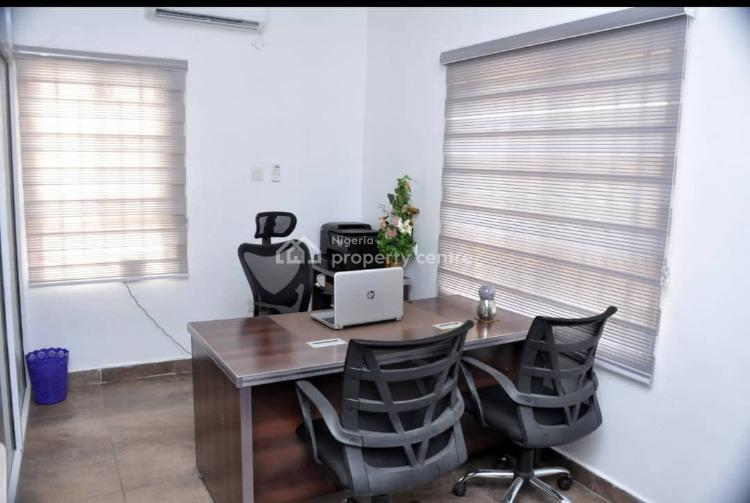Furnished Office Building of 5 Bedroom Detached House, Freedom Way, Lekki, Lagos, House for Rent