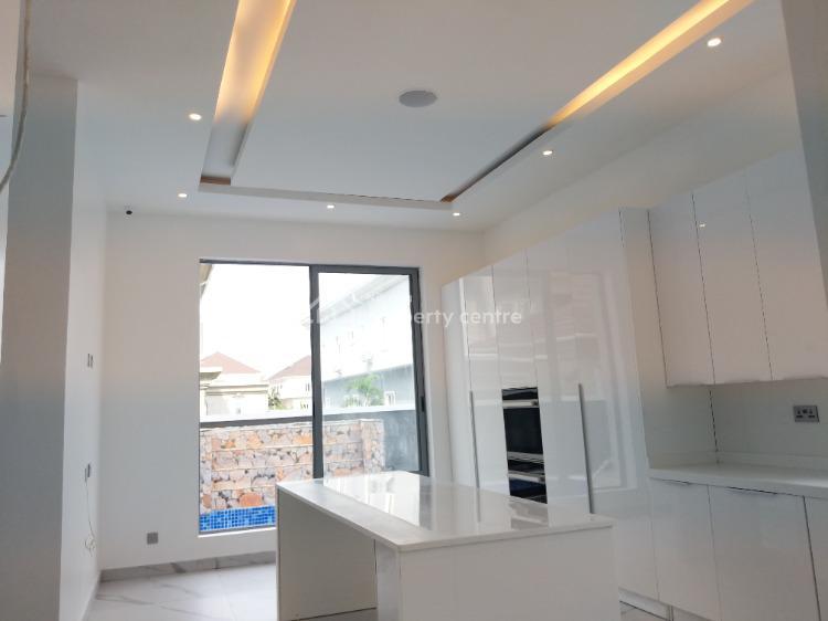 Luxury Built Detached Duplex, Osapa, Lekki, Lagos, Detached Duplex for Sale