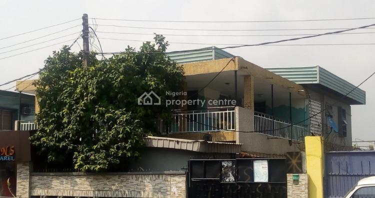 6 Bedroom Detached House with Appurtenances, Bode Thomas, Surulere, Lagos, Detached Duplex for Sale