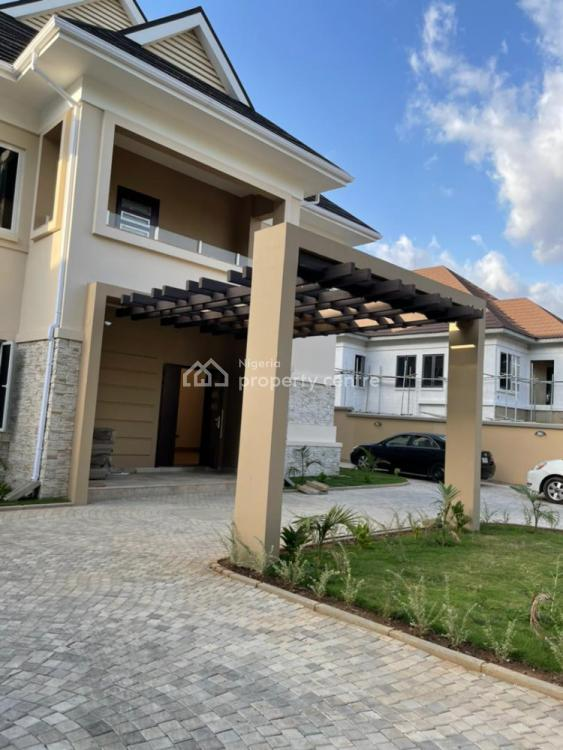 New State-of-the-art 5 Bedrooms House with Swimming Pool, Maitama District, Abuja, Detached Duplex for Sale