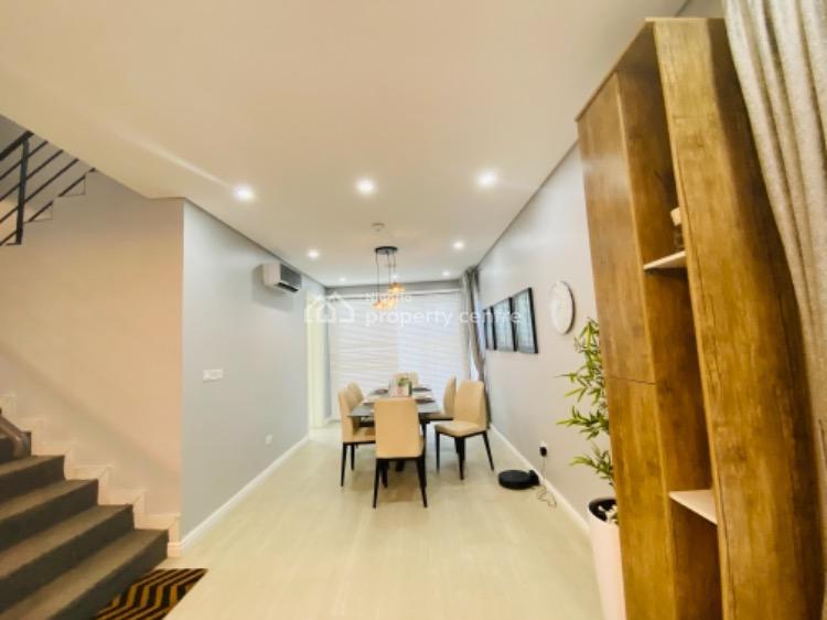 Beautiful 3 Bedrooms Terraced Duplex with Studio Apartment., Off Ogombo Road, Lekki Phase 2, Lekki, Lagos, Terraced Duplex for Sale