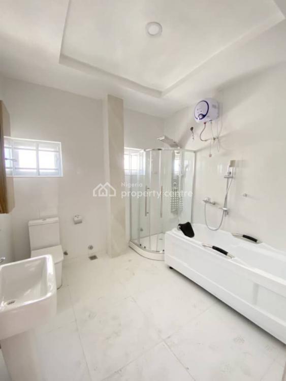 Elegantly Finished 5 Bedroom Fully Detached Duplex with 2 Service Bq, Osapa, Lekki, Lagos, Detached Duplex for Sale