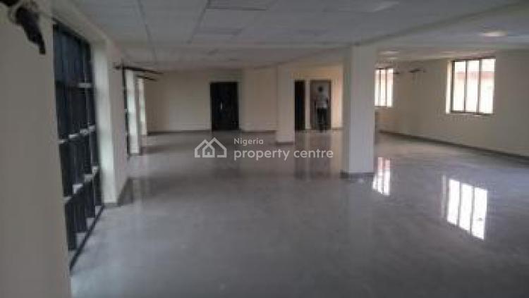 New Open Plan Office of 1200sqm, Off Adeniyi Jones, Ikeja, Lagos, Office Space for Rent