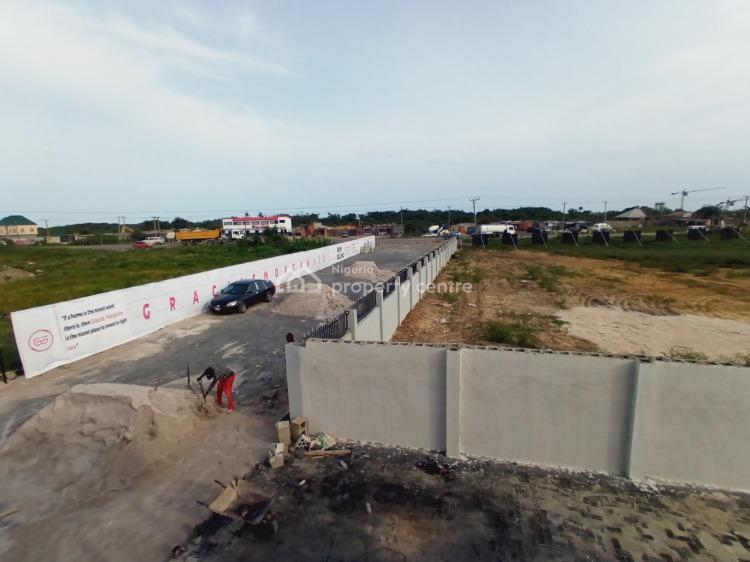 Luxury, Affordable and Strategic Land, Idera Housing Scheme Lekki Epe Expressway Before Eleko Junction., Eleko, Ibeju Lekki, Lagos, Mixed-use Land for Sale