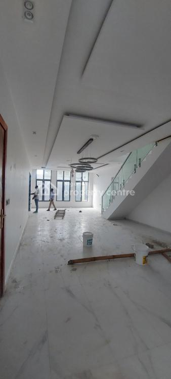 Tastefully Built 5 Bedrooms Detached Duplex with Swimming Pool and Bqs, Osapa, Lekki, Lagos, Detached Duplex for Sale