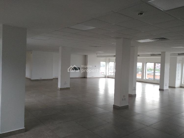 Grade a Open Plan Office Space, Off Adeola Hopewell, Victoria Island (vi), Lagos, Office Space for Rent