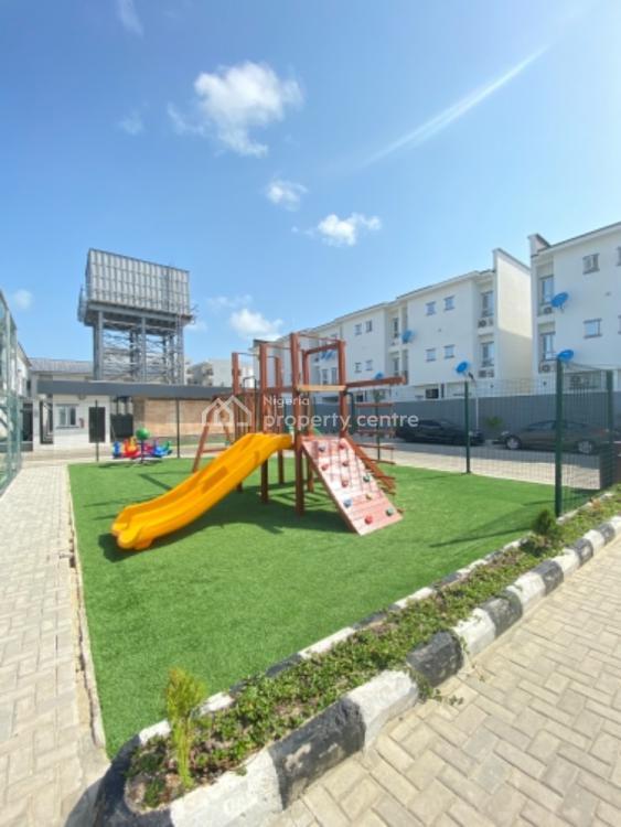 Lovely 5 Bedroom Semidetached Duplex with Gym & Kids Playground, Lekki Phase 1, Lekki, Lagos, Semi-detached Duplex for Sale