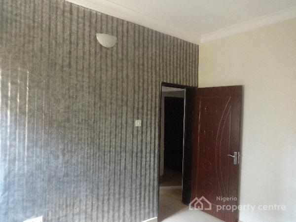 1 Bedroom Flat with Necessary Facilities, Along News Engineering Road, Dawaki, Gwarinpa, Abuja, Mini Flat for Rent