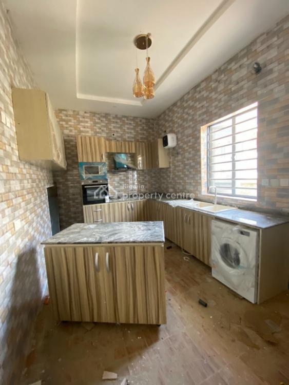Brand New 4 Bedroom Terrace Duplex with B.q, By Lekki 2nd Toll Gate, Lekki, Lagos, Terraced Duplex for Sale