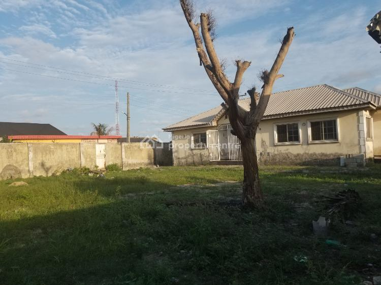Fenced 680sqm on a Tarred Road, Aptec Road, Sangotedo, Ajah, Lagos, Residential Land for Sale