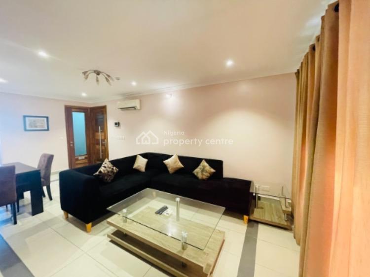 Casa Red - Secure 2 Bedroom Apartment, Dideolu Estate, Oniru, Victoria Island (vi), Lagos, Flat / Apartment Short Let