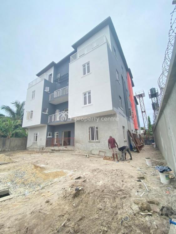 Serviced 3 Bedroom Apartment, Idado, Lekki, Lagos, Flat / Apartment for Sale