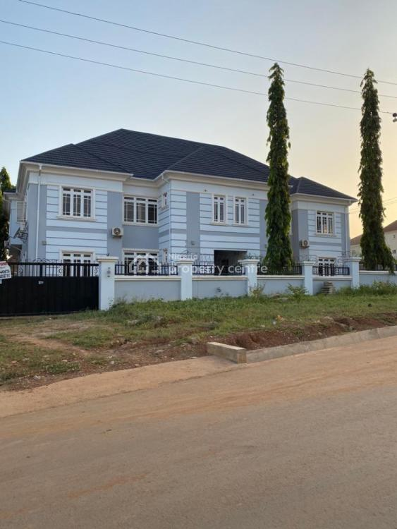 4 Units of 3 Bedroom Flat + 1 Room Bq Each, By Navy Quarters, Jahi, Abuja, Block of Flats for Sale