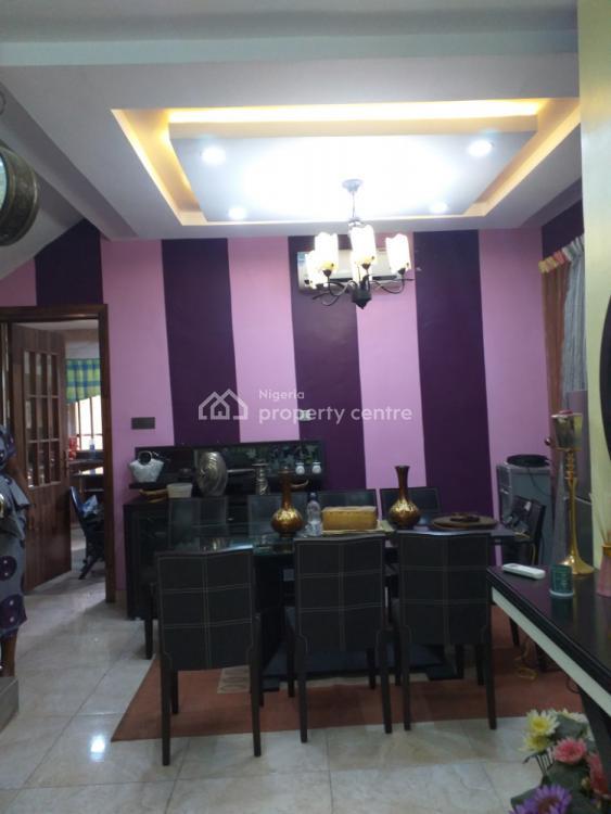 Fully Furnished & Serviced 4 Bedroom Terrace + Bq in Estate, Herbert Macaulay Way, Ikeja Gra, Ikeja, Lagos, Terraced Duplex for Rent