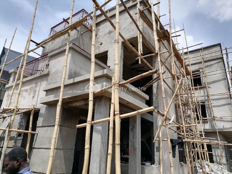 Brand New Exquisite 4 Bedroom Semi Detached Duplex, Ikeja Gra, Ikeja, Lagos, Semi-detached Duplex for Sale