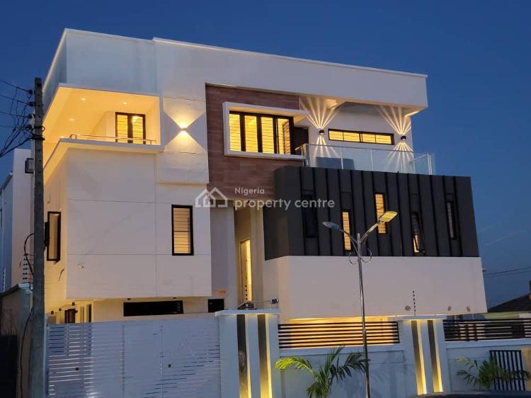 Brand New Massive 5 Bedroom Mansion, Omole Phase 1, Ikeja, Lagos, Detached Duplex for Sale