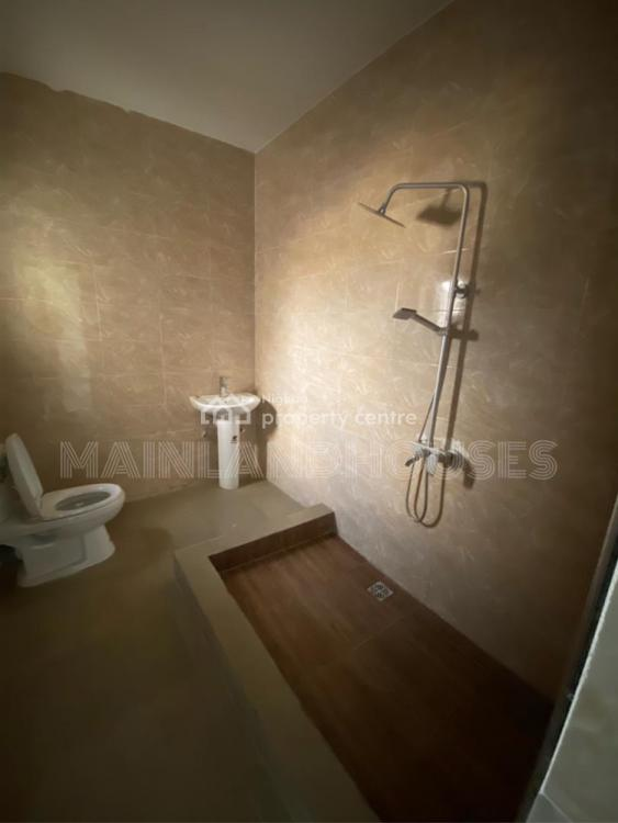Executive Newly Built 3&2 Bedroom Flat, Off Brown Road, Aguda, Surulere, Lagos, Block of Flats for Sale