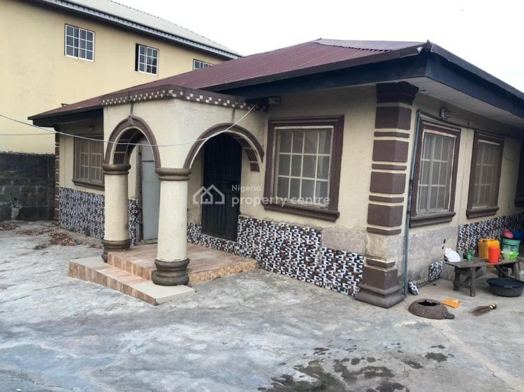 Completed 2 Bedroom, 2 Unit of Minflat, Unity Estate, Off Ojokoro Road, Agric, Agric, Ikorodu, Lagos, Block of Flats for Sale