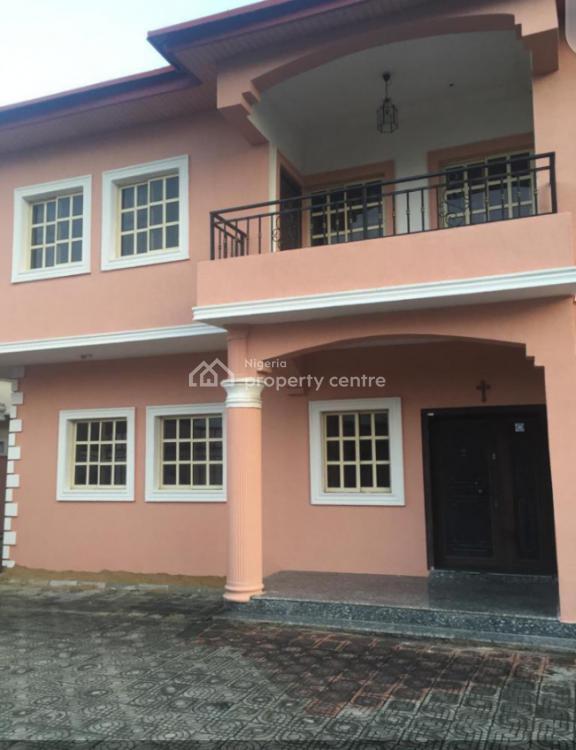 Massive 5 Bedrooms Duplex + 2 Units Self Contained Bq + Gen & Swimming Pool, Vgc, Lekki, Lagos, Detached Duplex for Sale