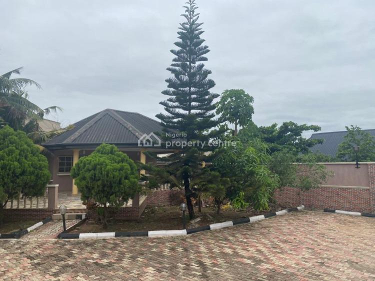 5 Bedroom Duplex with 3 and 2 Bedroom Boys Quartero on 2plot of Land, Ganiyu Sule, Fishpond, Agric, Ikorodu, Lagos, Detached Duplex for Sale